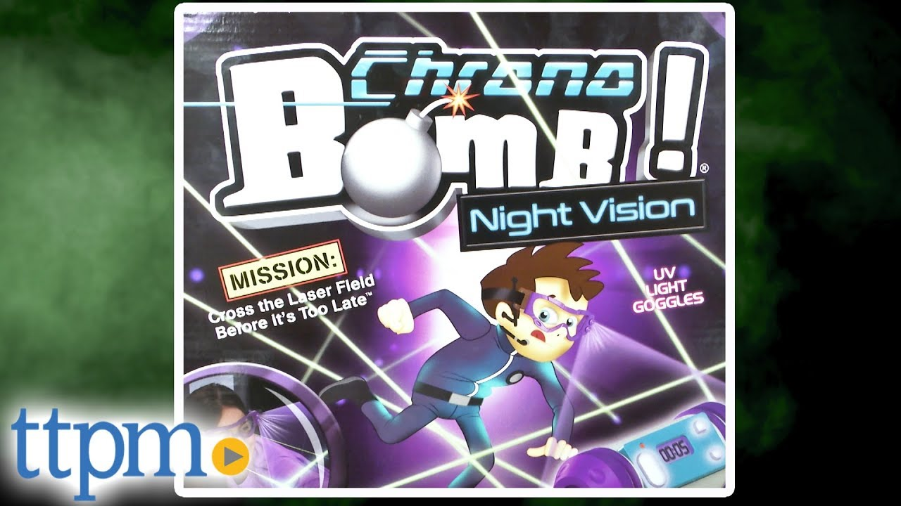 Chrono Bomb Night Vision from PlayMonster