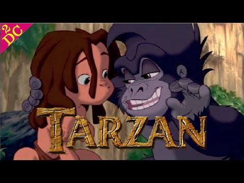 Смотреть мультфильм тарзан 1999 2