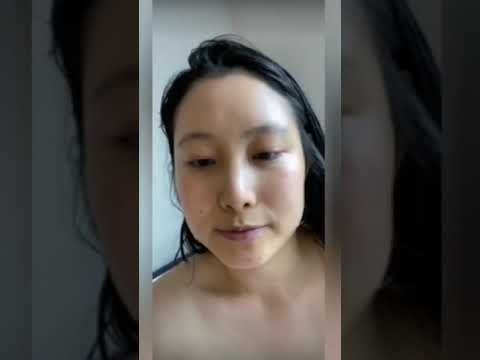 Periscope Live Stream Girl After Shower