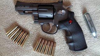Crosman SNR357 CO2 Dual Ammo Full Metal Revolver thumbnail