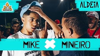 Mike x Mineiro | SEGUNDA FASE | 144ª Batalha da Aldeia | Barueri | SP