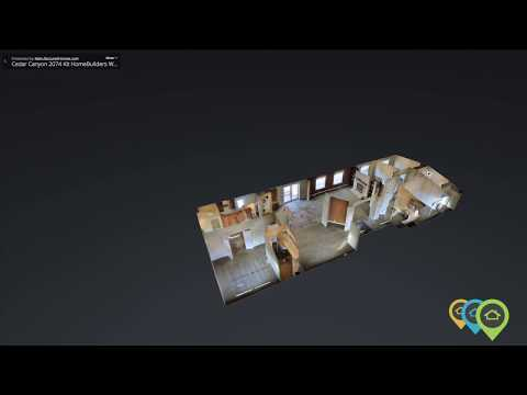 3D Home Tour - Manufacturedhomes.com - Kit - Cedar Canyon 2074
