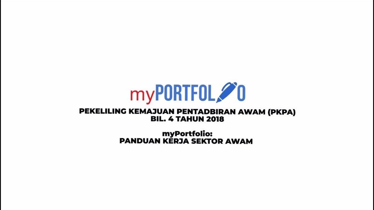Video Pkpa Bil 4 2018 Myportfolio Youtube