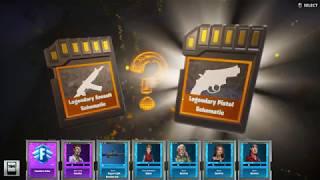 LOOT 55 LLAMAS + BONUS [356 Cards] Fortnite