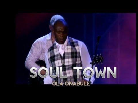 Ola Onabule // Soul Town //Montreal Jazz 2009
