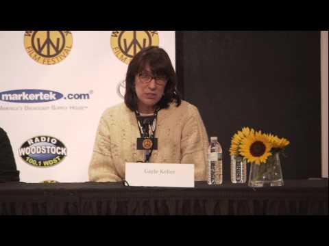 "2014 Woodstock Film Festival: Panel for ""Casting By"""