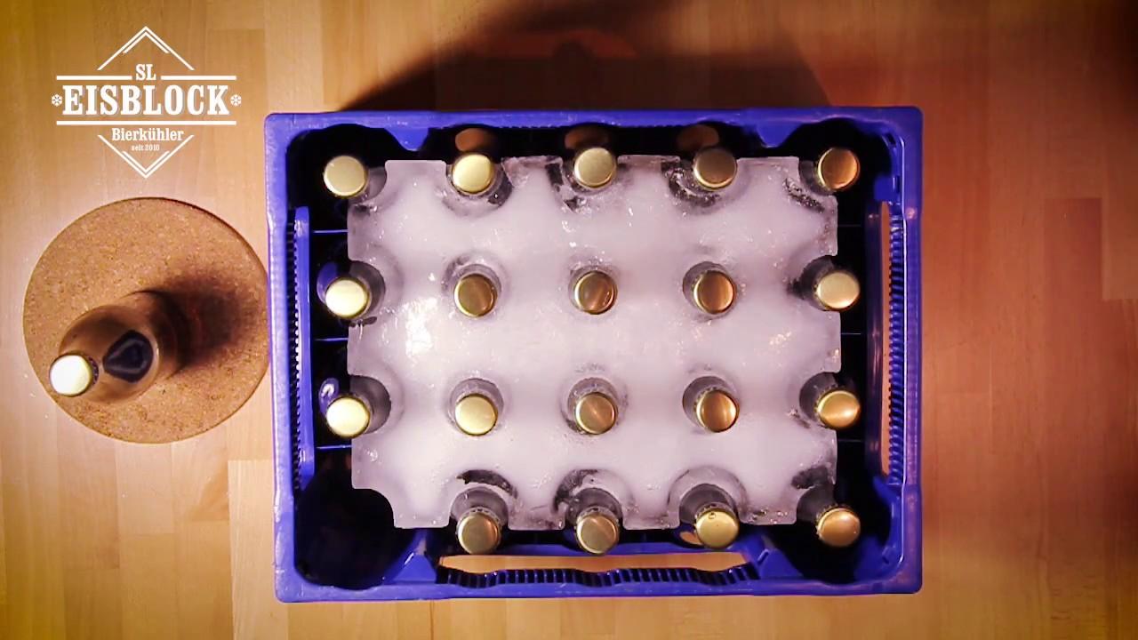 So Kühlen Sie Einen Kasten Bier In Nur 30 Minuten Genuss