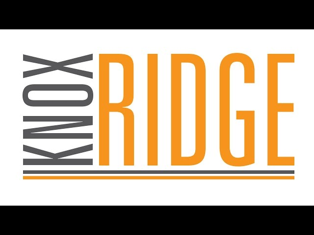 Knox Ridge Knoxville video tour cover