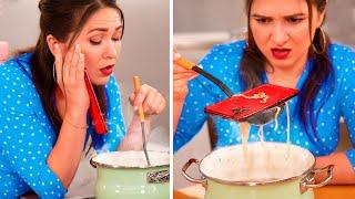 Types De Filles En Cuisine / 17 Situations Amusantes Auxquelles On Peut Toutes Se Rapporter !