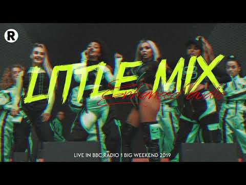 Little Mix - Salute [ Live From Big Weekend 2019 ] ( Enhanced Audio )