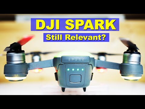 DJI Spark - Still Relevant?  Is it the BEST Follow Me Drone for the price?