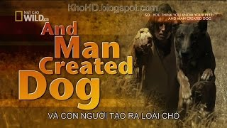 Animal Documentary 2015| And Man Created Dog| National Geographic