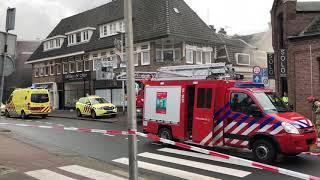 Brand kapelstraat bussum 22-01-2018