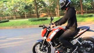 KTM - Duke 200 by Mangology