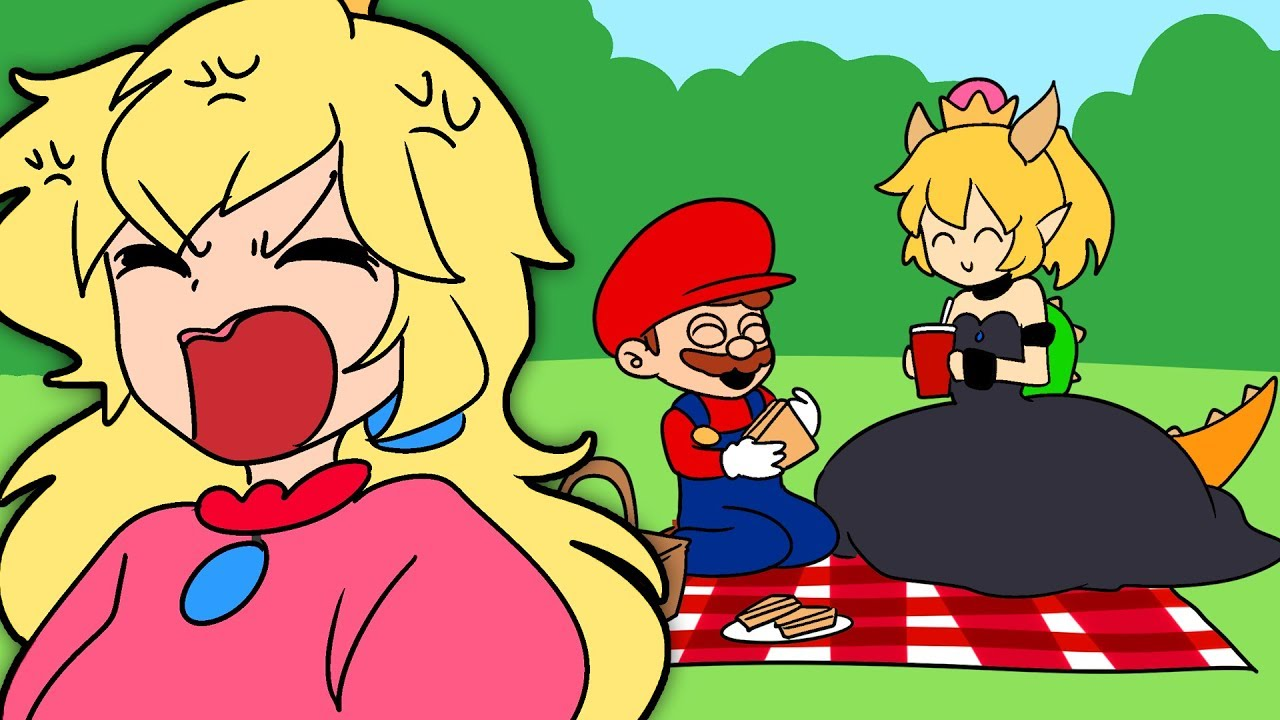 100 Pictures of Bowsette Mario