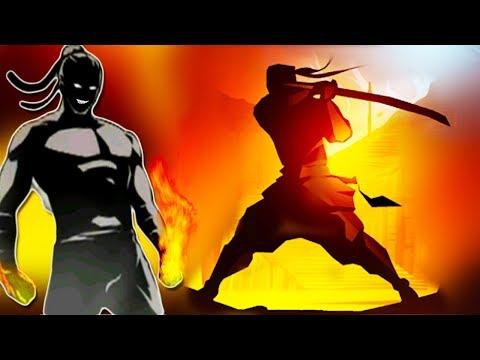 ИСПЫТАНИЯ В КАМЕННОМ ЛЕСУ ПРОХОЖДЕНИЕ УБЕЖИЩА ТИТАНА в Shadow Fight 2