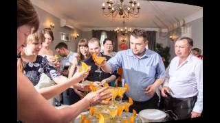 Свадьба в коттедже Грегори кейтеринг Екатеринбург