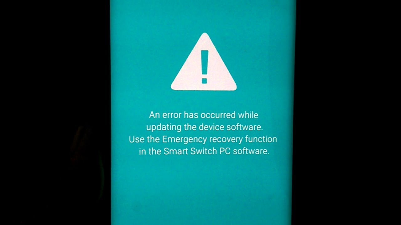 Failed Flashing S8 - recovery scenarioes (Od… | Samsung