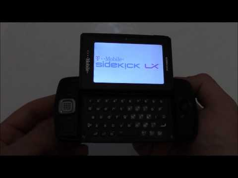 sharp sidekick lx reviews specs price compare rh theinformr com New T-Mobile Sidekick New T-Mobile Sidekick