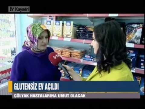 GLUTENSİZ EV AÇILDI 02.08.2017