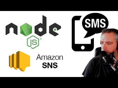 SMS API In 5 Minutes With AWS SNS And NodeJS