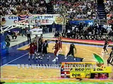 RD VS PR Centro Basket 2004 Part-1
