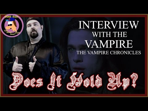 Interview with the Vampire - Does it Hold Up? Brad Pitt & Tom Cruise Vampire Classic