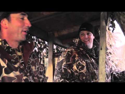 Virginia Potomac Duck Hunt