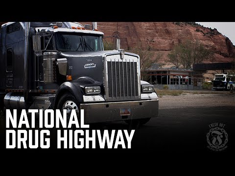 Drugs & Truckers - America's Drug Highway - Prison Talk 10.16