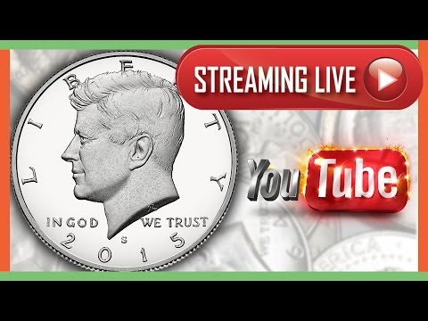 SILVER COINS WORTH MONEY - 5,000 SUBSCRIBER VALUABLE COIN GIVEAWAY!!