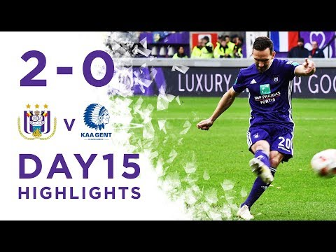 RSCA 2-0 KAA Gent Highlights 11/11/18