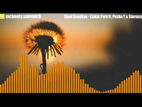 Good Goodbye - Linkin Park ft. Pusha T & Stormzy (Bass Boosted)(Slowed)