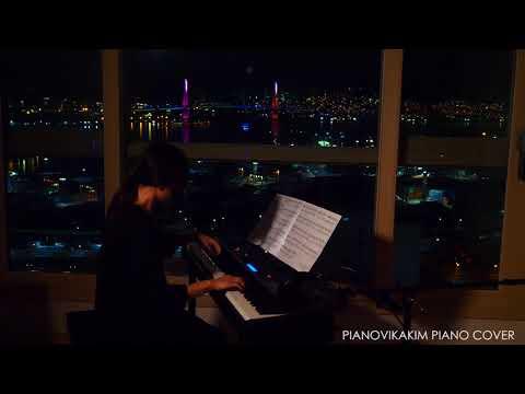 Old Love(옛사랑) - Lee Moon Sae(이문세) piano performed by Vikakim