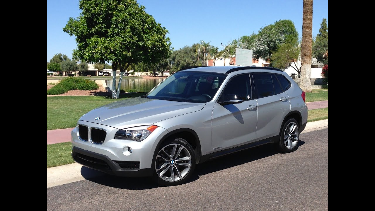 2013 E84 BMW X1 sDrive28i Crossover SUV Video Review  YouTube