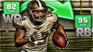MOST OVERPOWERED POSITION SWITCHES IN MADDEN 19 | Madden 19 Franchise Mode