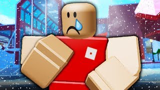 THE SAD STORY OF A NOOB: A SAD ROBLOX MOVIE