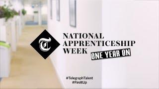 Telegraph Apprenticeship Programme - National Apprenticeship Week 2019