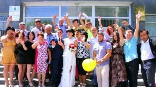 Свадьба в Саратове. Алексей и Наталья
