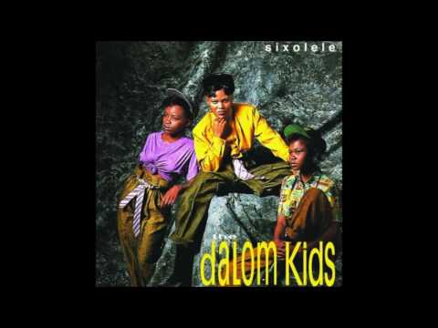 THE DALOM KIDS (Sixolele - 1992)  01- Bad Attitude