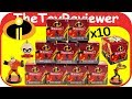 Incredibles 2 Disney/Pixar Mini Supers Blind Boxes Bags Movie Unboxing Toy Review By TheToyReviewer