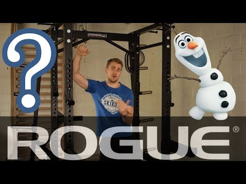 Building a Home Gym? What Rack to buy? Rogue or not?