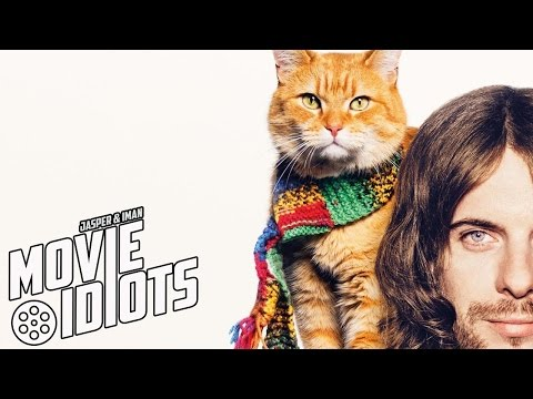 A STREET CAT NAMED BOB - Review Jasper en Iman - Movie Idiots