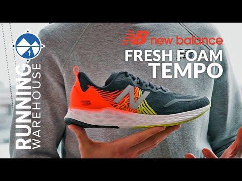 New Balance Fresh Foam Tempo | In Depth Look At The New Zante