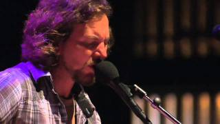 Eddie Vedder - You Can Close Your Eyes (w/Natalie Maines)