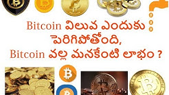 Bitcoin Price Rises Higher Than Gold, Why ||Telugu Tips And Tricks||