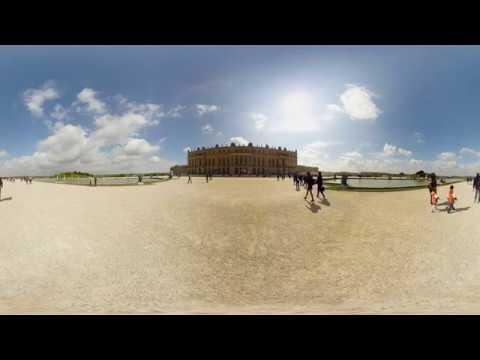 360° en cuisine - ore - Ducasse au château de Versailles (Stéphane Duchiron)