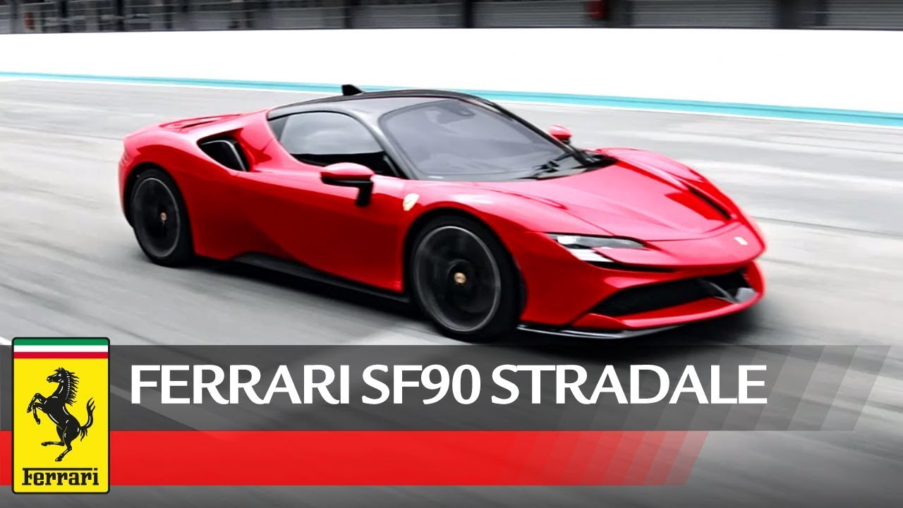 Ferrari SF90 Stradale - Official Video