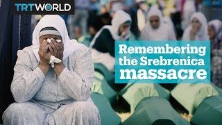 22 years since Srebrenica massacre