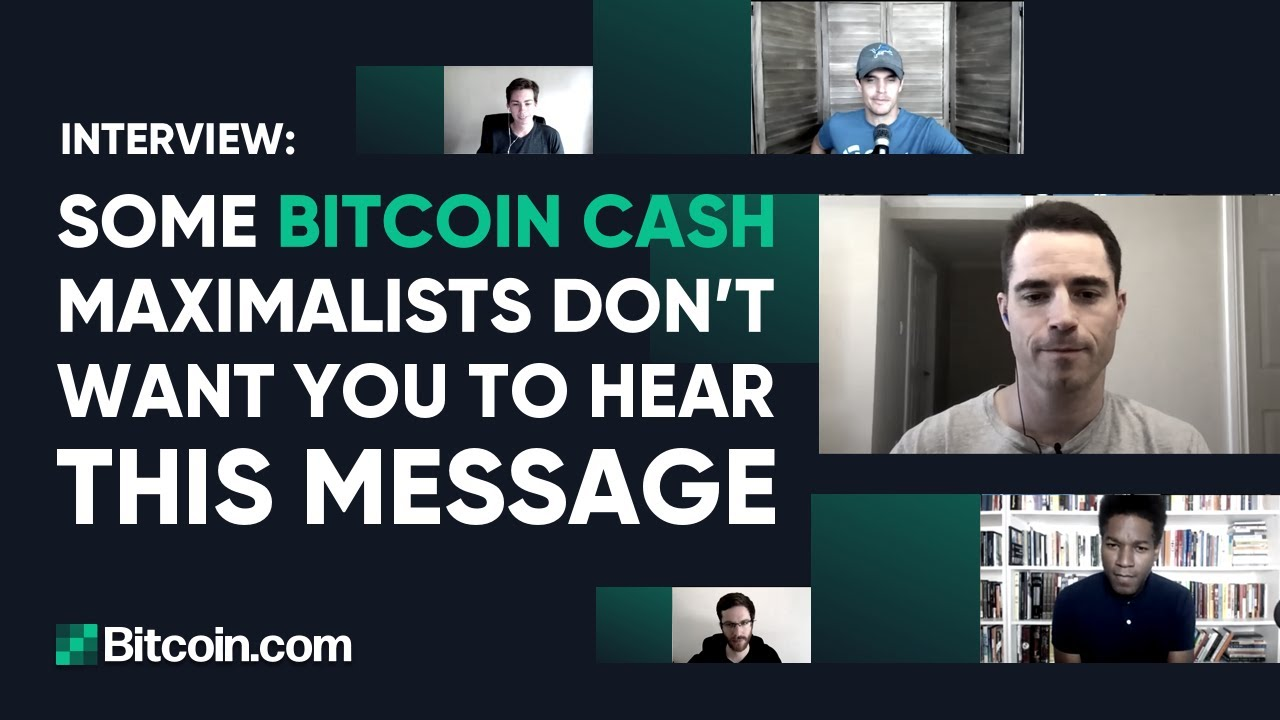 Roger Ver Interview: Some Bitcoin Cash maximalists don't want you to hear this message 8