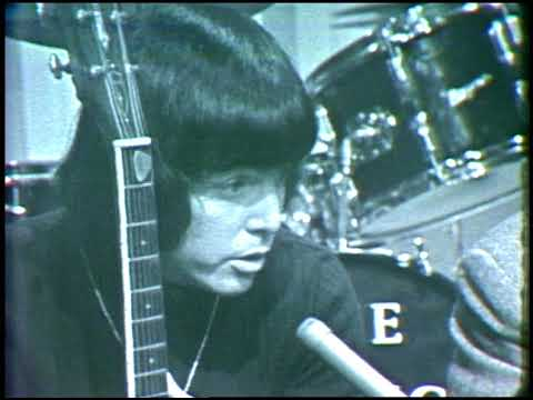 American Bandstand 1966- Interview The Music Machine